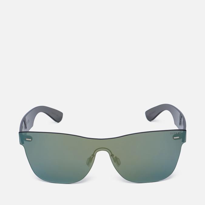 Солнцезащитные очки RETROSUPERFUTURE Tuttolente Classic Petrol