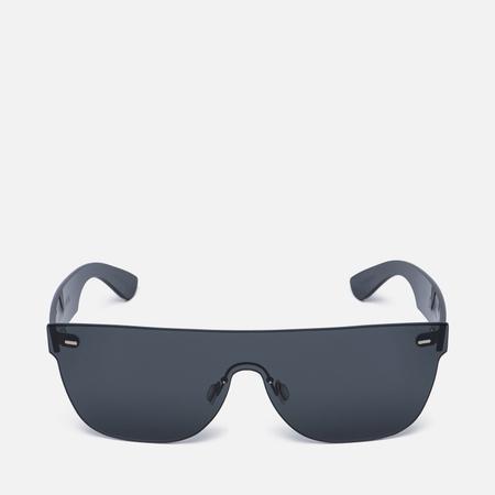 Солнцезащитные очки RETROSUPERFUTURE Tuttolente Flat Top Black