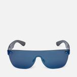 Солнцезащитные очки RETROSUPERFUTURE Tuttolente Flat Top Large Blue фото- 0