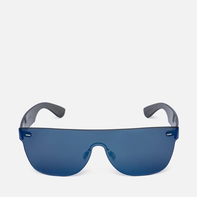 Солнцезащитные очки RETROSUPERFUTURE Tuttolente Flat Top Large Blue