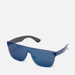 Солнцезащитные очки RETROSUPERFUTURE Tuttolente Flat Top Large Blue фото- 1