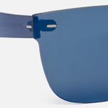 Солнцезащитные очки RETROSUPERFUTURE Tuttolente Flat Top Large Blue фото- 2