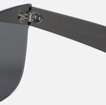 Солнцезащитные очки RETROSUPERFUTURE Tuttolente Flat Top Large Blue фото- 3