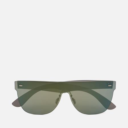 Солнцезащитные очки RETROSUPERFUTURE Tuttolente Flat Top Petrol Regular