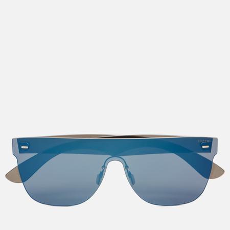 Солнцезащитные очки RETROSUPERFUTURE Tuttolente Flat Top Regular Blue