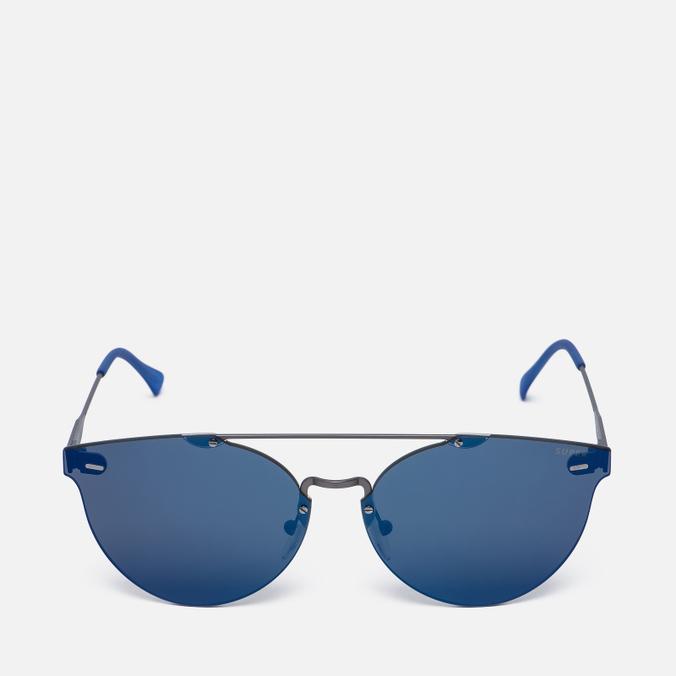 Солнцезащитные очки RETROSUPERFUTURE Tuttolente Giaguaro Blue
