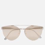 Солнцезащитные очки RETROSUPERFUTURE Tuttolente Giaguaro Ivory фото- 0