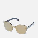 Солнцезащитные очки RETROSUPERFUTURE Tuttolente Lucia Gold фото- 1