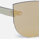 Солнцезащитные очки RETROSUPERFUTURE Tuttolente Lucia Gold фото- 2