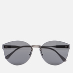 Солнцезащитные очки RETROSUPERFUTURE Tuttolente Panama Black фото- 0