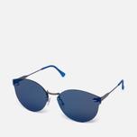 Солнцезащитные очки RETROSUPERFUTURE Tuttolente Panama Blue фото- 1