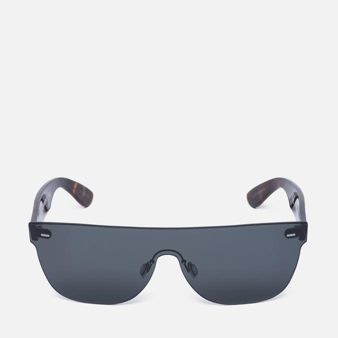 Солнцезащитные очки RETROSUPERFUTURE Tuttolente Screen Flat Top Black