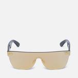 Солнцезащитные очки RETROSUPERFUTURE Tuttolente Screen Flat Top Gold фото- 0