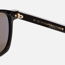 Солнцезащитные очки RETROSUPERFUTURE Unico 50 Black фото- 3
