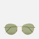 Солнцезащитные очки RETROSUPERFUTURE Wire Green 52 фото- 0