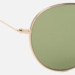 Солнцезащитные очки RETROSUPERFUTURE Wire Green 52 фото- 2