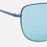Солнцезащитные очки RETROSUPERFUTURE x Visionari Sun Turquoise Fade 54 фото- 2