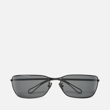 Солнцезащитные очки RETROSUPERFUTURE Zebedia 66 Black фото- 0