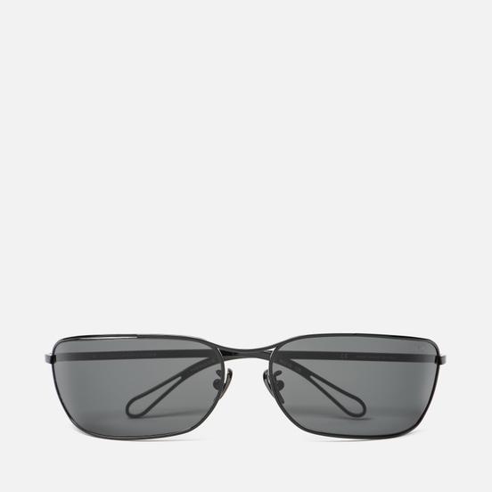 Солнцезащитные очки RETROSUPERFUTURE Zebedia Black