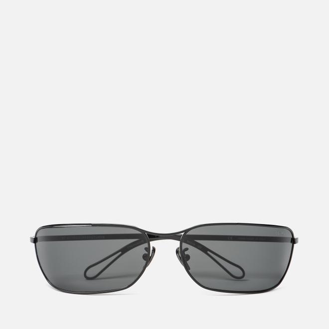 Солнцезащитные очки RETROSUPERFUTURE Zebedia 66 Black