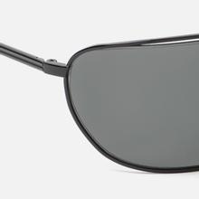 Солнцезащитные очки RETROSUPERFUTURE Zebedia 66 Black фото- 2