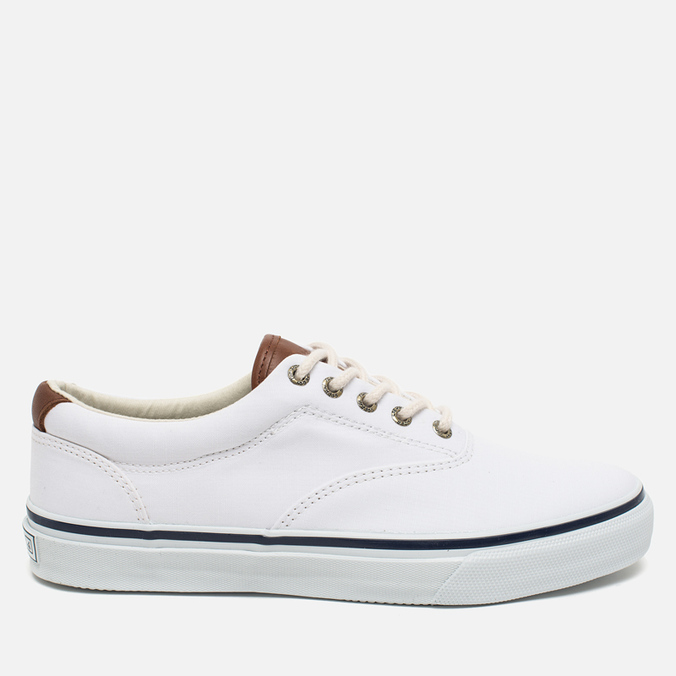 Мужские кеды Sperry Top-Sider CVO Canvas White