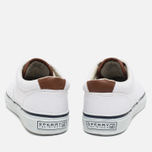 Мужские кеды Sperry Top-Sider CVO Canvas White фото- 4