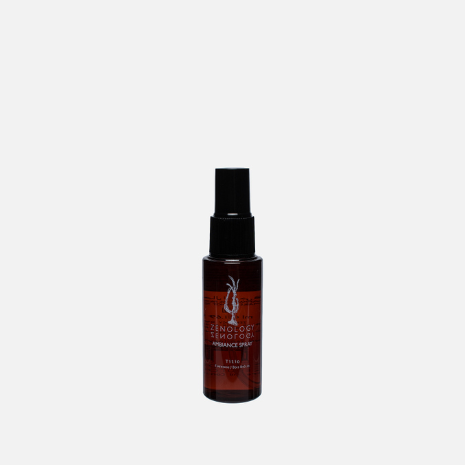 ZENOLOGY Ambiance Titio Firewood Refreshing spray for house 50ml