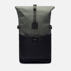 Рюкзак Sandqvist Ilon 11.5L Dark Green/Natural Leather