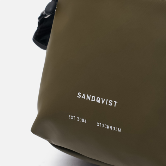Сумка Sandqvist Poe Olive