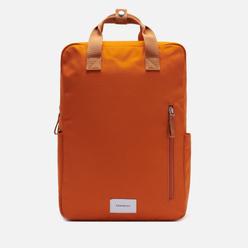 Рюкзак Sandqvist Knut Burnt Orange/Orange Webbing