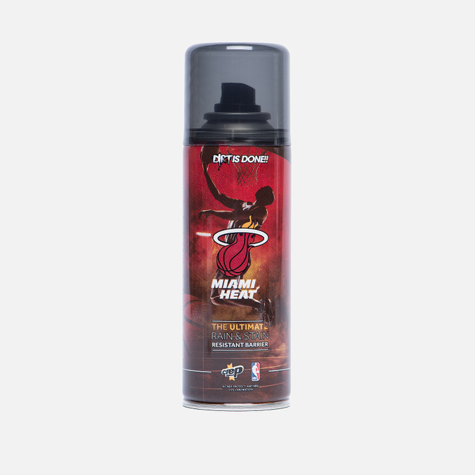 Средство для ухода за обувью Crep Protect x NBA Miami Heat Rain and Stain Resistant 200ml