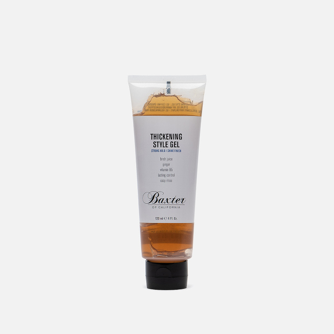Средство для укладки волос Baxter of California Thickening Style Gel 120ml