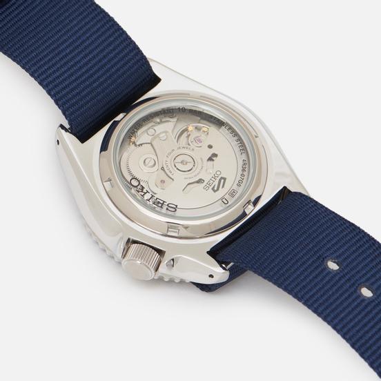 Наручные часы Seiko SRPD51K2S Seiko 5 Sports Navy/Silver/Navy