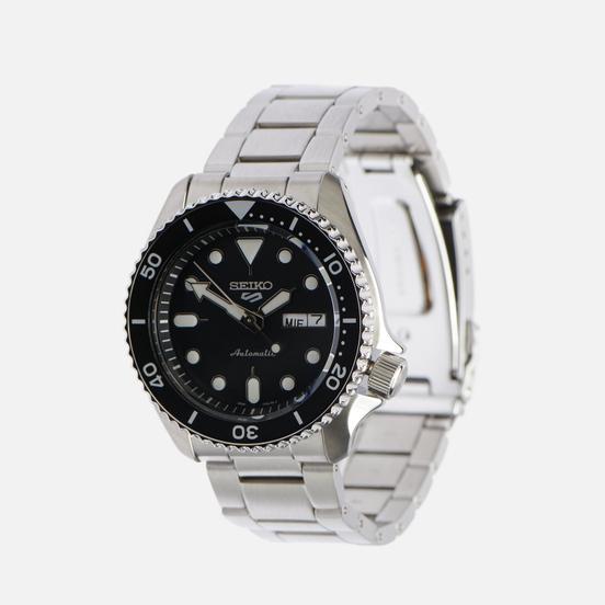 Наручные часы Seiko SRPD55K1S Seiko 5 Sports Silver/Black/Black