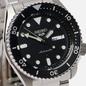 Наручные часы Seiko SRPD55K1S Seiko 5 Sports Silver/Black/Black фото - 2
