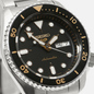 Наручные часы Seiko SRPD57K1S Seiko 5 Sports Silver/Black/Yellow/Black фото - 2