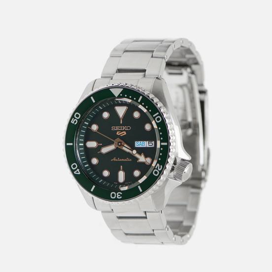Наручные часы Seiko SRPD63K1S Seiko 5 Sports Silver/Green/Orange/Green