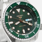 Наручные часы Seiko SRPD63K1S Seiko 5 Sports Silver/Green/Orange/Green фото - 2