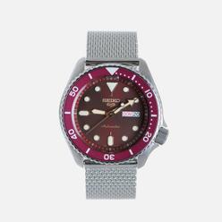 Наручные часы Seiko SRPD69K1S Seiko 5 Sports Silver/Red/Red
