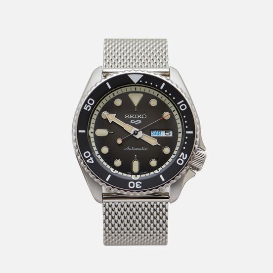 Наручные часы Seiko SRPD73K1S Seiko 5 Sports Silver/Black/Black