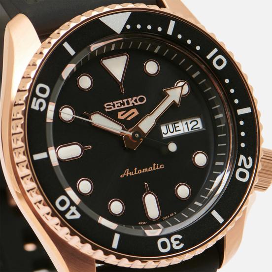 Наручные часы Seiko SRPD76K1S Seiko 5 Sports Black/Gold/Black/Black