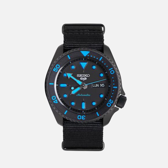 Наручные часы Seiko SRPD81K1S Seiko 5 Sports Black/Black/Navy/Black