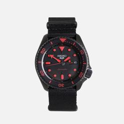 Наручные часы Seiko SRPD83K1S Seiko 5 Sports Black/Black/Red/Black