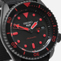 Наручные часы Seiko SRPD83K1S Seiko 5 Sports Black/Black/Red/Black фото - 2