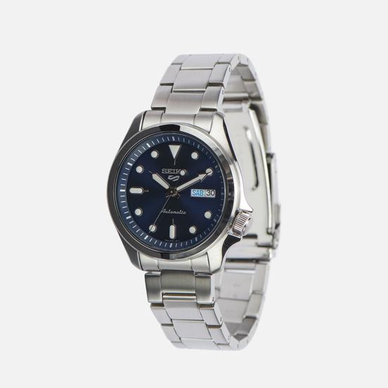 Наручные часы Seiko SRPE53K1S Seiko 5 Sports Silver/Silver/Navy