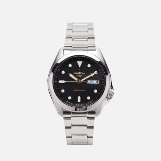 Наручные часы Seiko SRPE57K1S Seiko 5 Sports Silver/Silver/Black