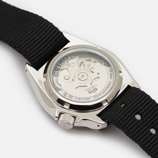 Наручные часы Seiko SRPE67K1S Seiko 5 Sports Black/Silver/Black