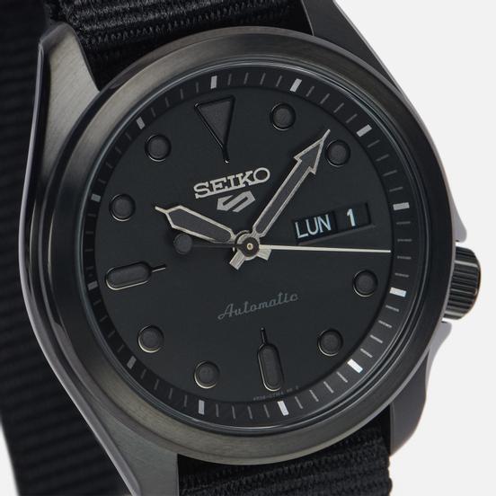 Наручные часы Seiko SRPE69K1S Seiko 5 Sports Black/Black/Black