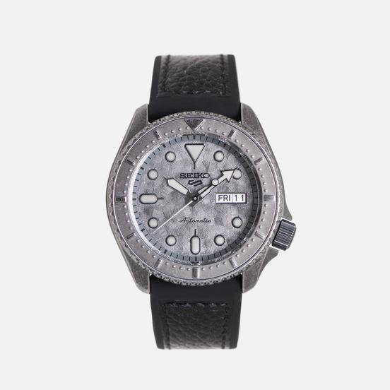Наручные часы Seiko SRPE79K1S Seiko 5 Sports Black/Grey/Silver